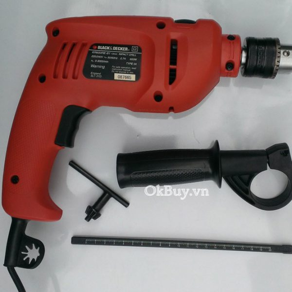 may-khoan-cam-tay-Black & Decker-KR600RE-4