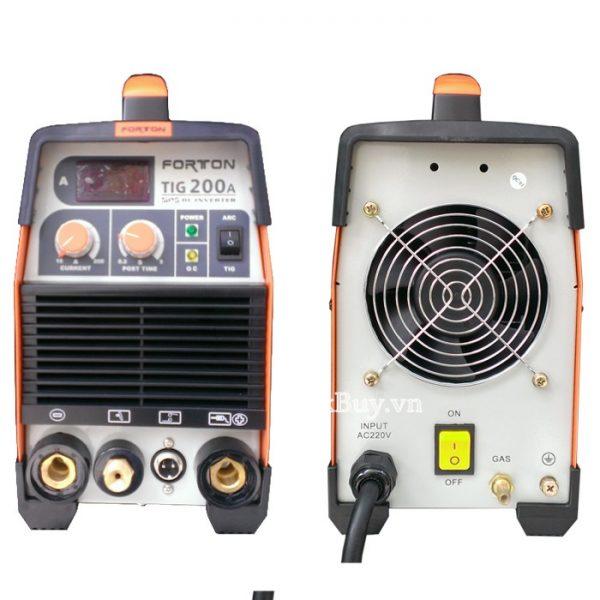 máy hàn điện TIG và hàn que Forton TIG-200A_3